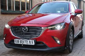 damaged passenger cars Mazda CX-3 2.0 SkyAtive Gt-M Edition 2016/1