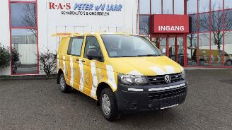 disassembly commercial vehicles Volkswagen Transporter  2015/1