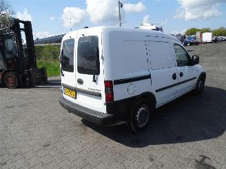disassembly commercial vehicles Opel Combo 1.3 CDTi 2007/2