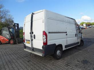 disassembly commercial vehicles Fiat Ducato 2.3 D 2014/1