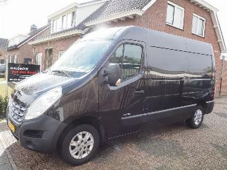 damaged commercial vehicles Renault Master Turbo kapot T35 2.3DCI L2H3 2014/8