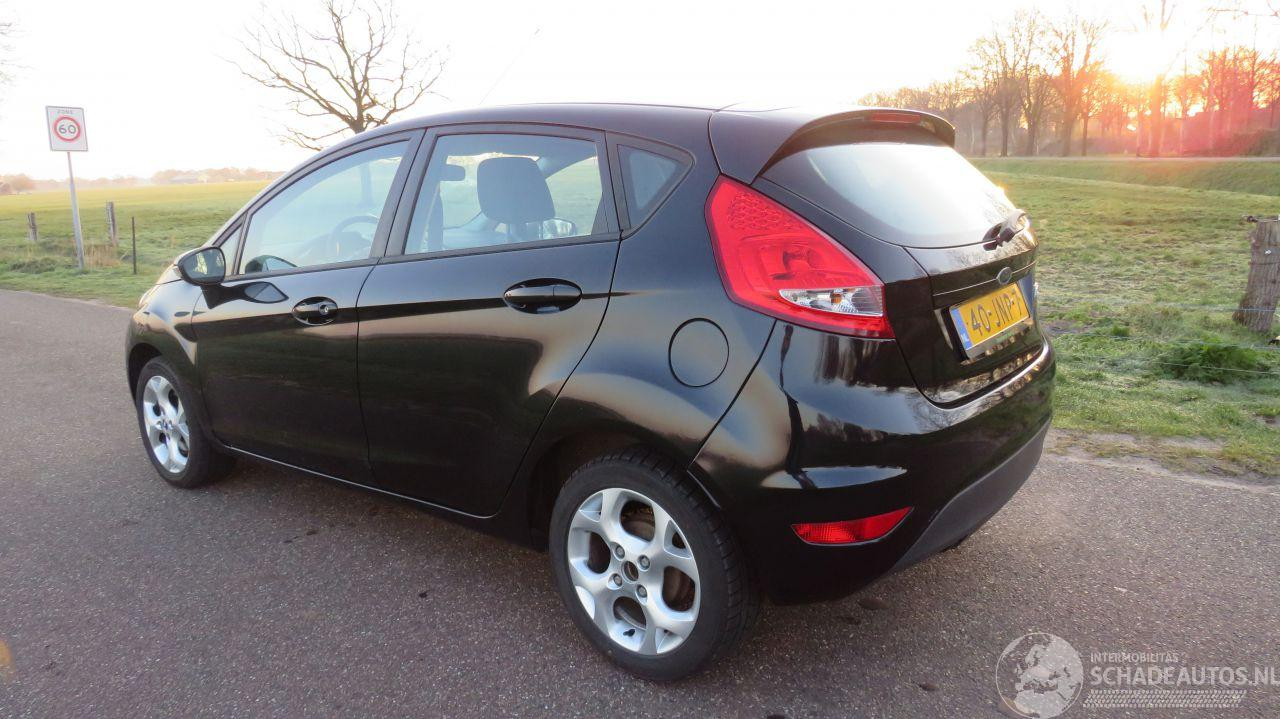 Ford Fiesta 1.2.5 Trend  5drs Airco 2009