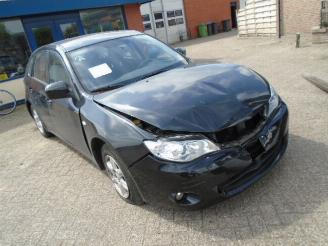 damaged passenger cars Subaru Impreza 1.5 2010/3