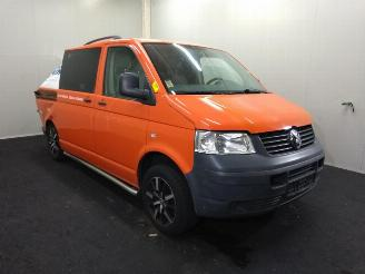 disassembly passenger cars Volkswagen Transporter  2007/1
