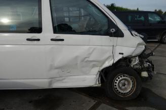 disassembly passenger cars Volkswagen Transporter  2012/1