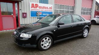 disassembly passenger cars Audi A4 A4 (8E2) 2.5 2003/1
