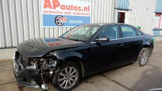 disassembly passenger cars Audi A4 A4 (8K2) 2.0 2009/1