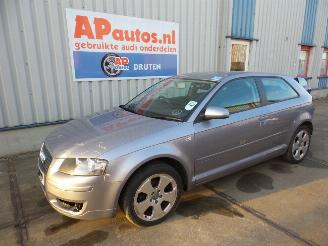 disassembly passenger cars Audi A3 A3 (8P1) 1.9 2006/1