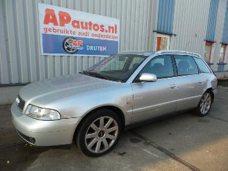 disassembly passenger cars Audi A4 A4 (8D5) 1.9 1999/1