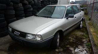 disassembly passenger cars Audi  80 (89) 1.8 1987/1