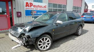 disassembly passenger cars Audi A4 A4 (8D5) 2.6 1997/1