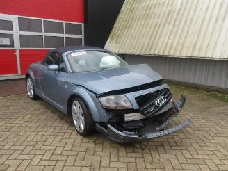 disassembly passenger cars Audi TT  2004/1