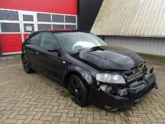 disassembly passenger cars Audi A3  2006/1