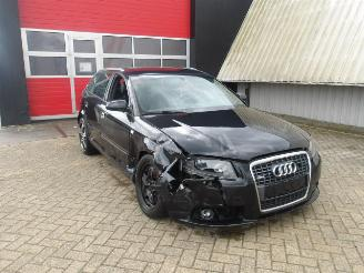 disassembly passenger cars Audi A3  2004/11