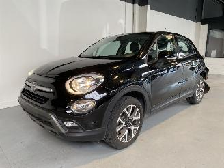 damaged passenger cars Fiat 500X Cross 2018/5
