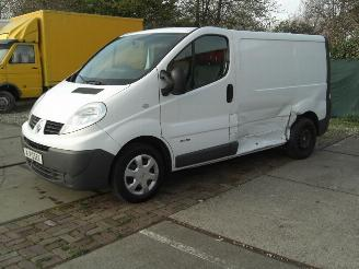 Renault Trafic 2.0DCI L1H1 Eco Black Edition 2012/8