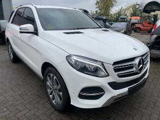 Mercedes GLE 250 D 4 matic 2017/10