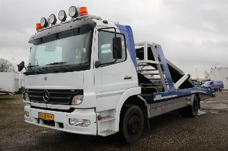 Mercedes Atego 1323 Autotransporter Car Ambulance Transporter AUTOMATIK! 2004/11